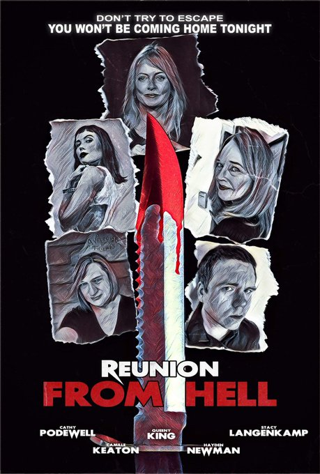 Reunion From Hell New Poster