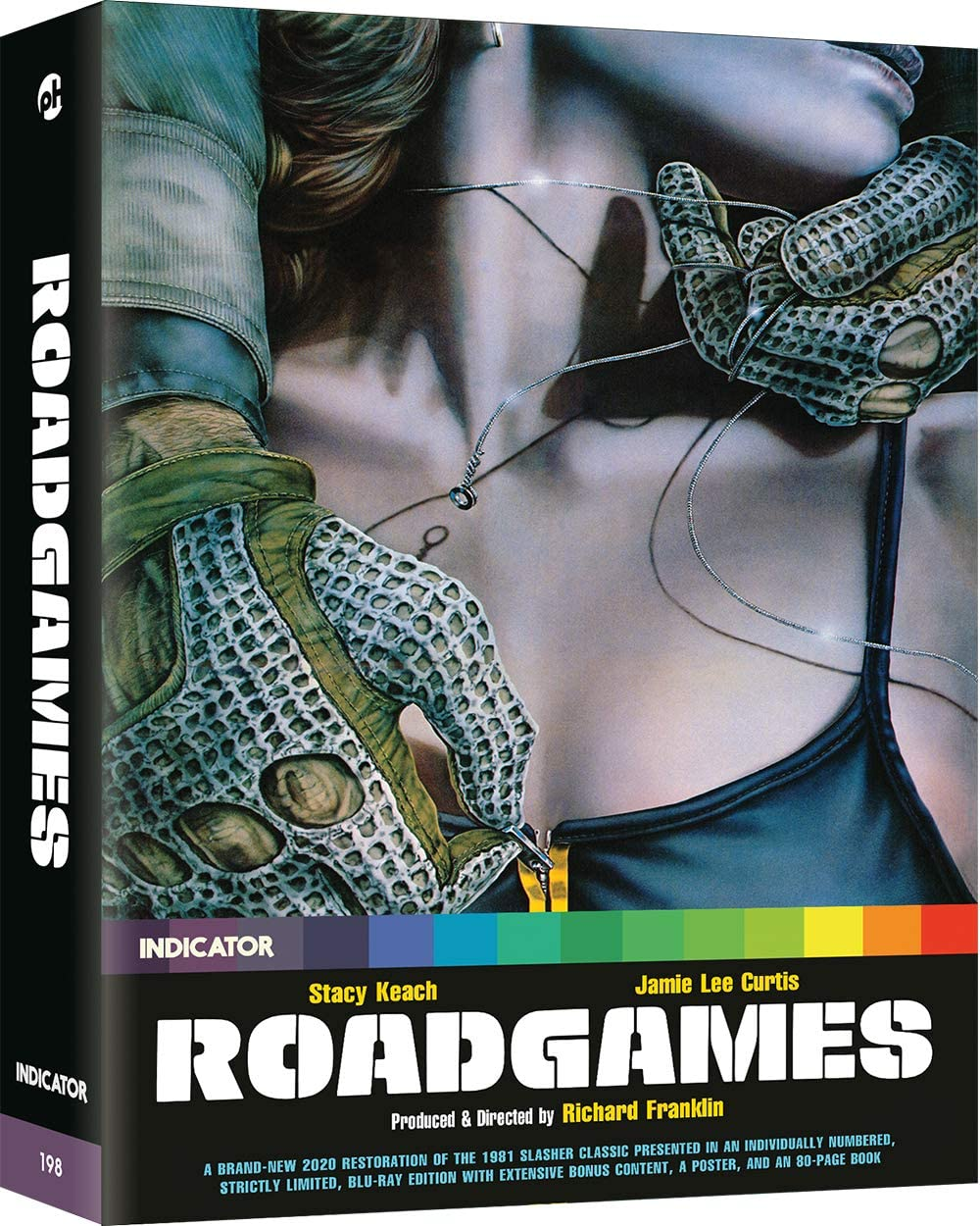 Roadgames Limited Edition UK Blu-Ray