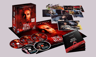 'Total Recall' Getting 30th Anniversary Collector's Edition Blu-Ray in the UK This November