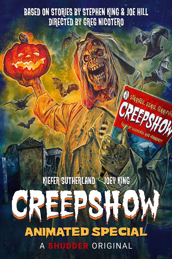 A Creepshow Animated Special Poster