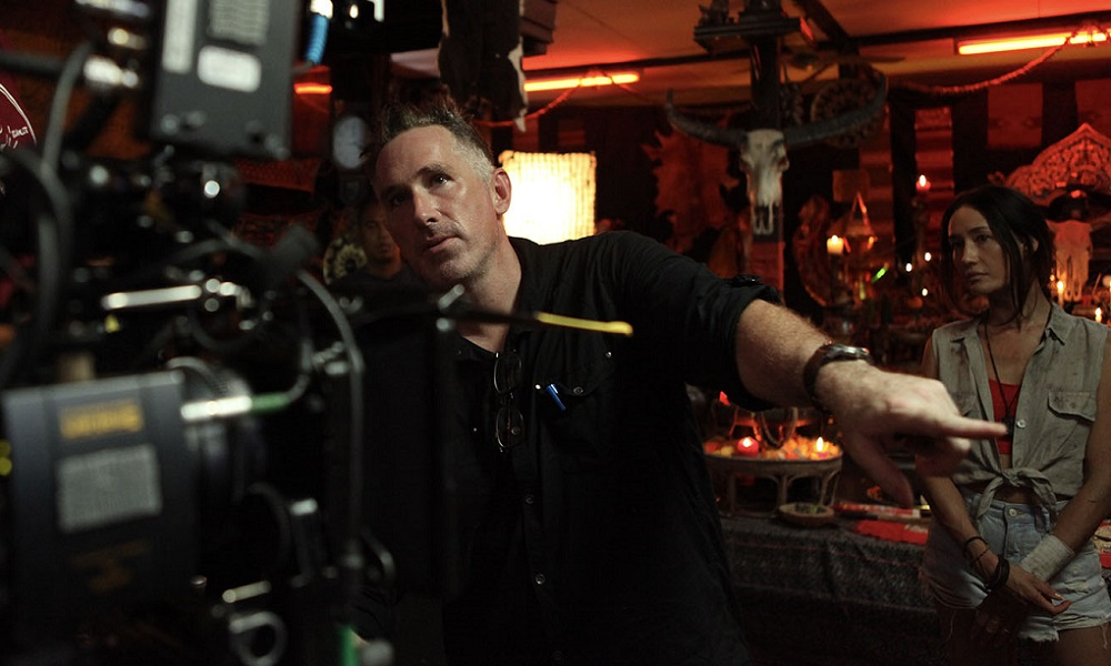 Icing on the Horror Cake: Interview with Darren Lynn Bousman about 'Death of Me'