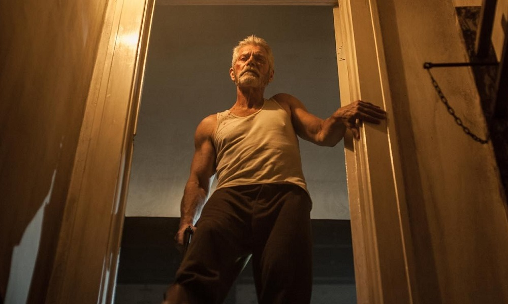 Review: 'Don't Breathe' (2016) - High Risk Recession Horror