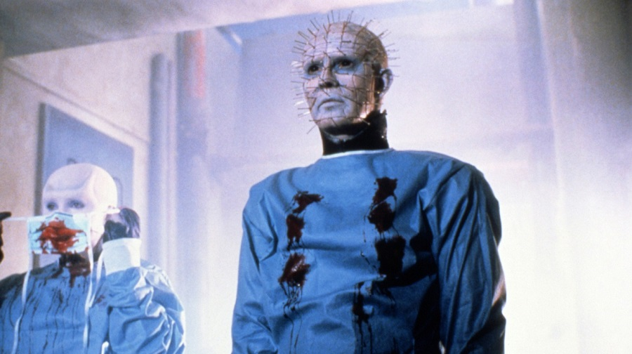 Hellbound: Hellraiser II Movie Image