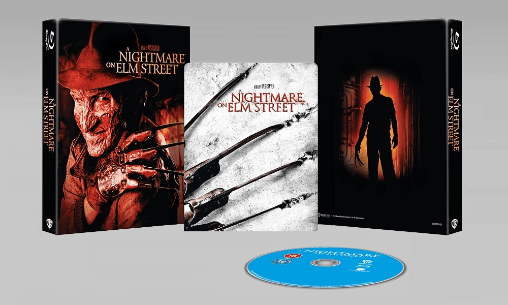 Wes Craven's 'Nightmare on Elm Street' Getting a Sweet Steelbook Blu-Ray in the UK This October