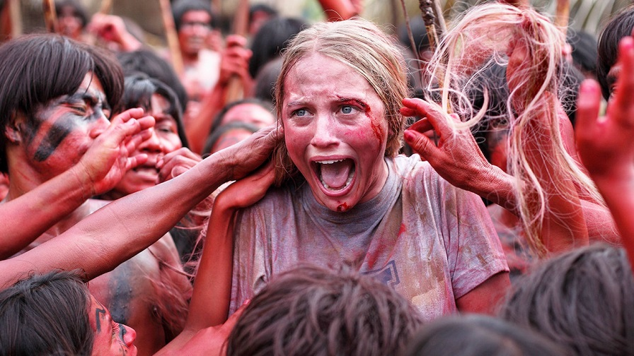 The Green Inferno Movie Still