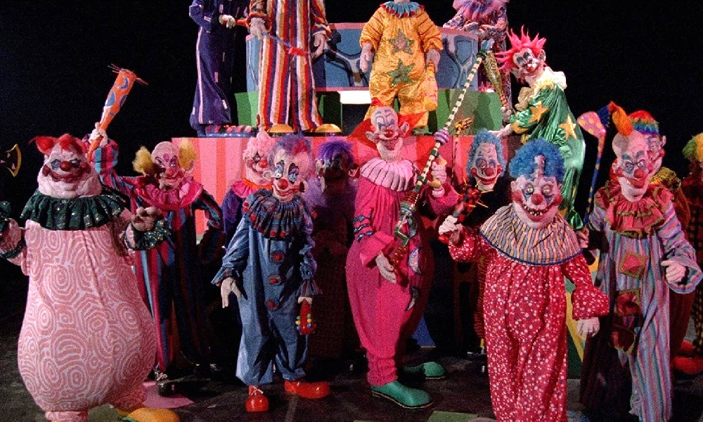 Is A 'Killer Klowns From Outer Space' Sequel Possible? Stephen Chiodo Says It's Being Discussed