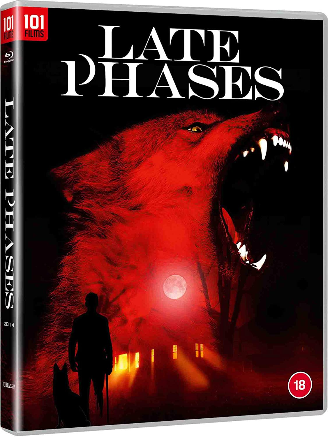 Late Phases Still UK Blu-Ray