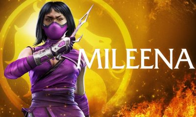 [Trailer] Mileena Returns in 'Mortal Kombat 11' Gameplay Footage