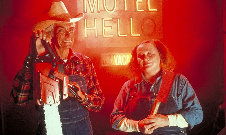 Motel Hell 1980 Sign