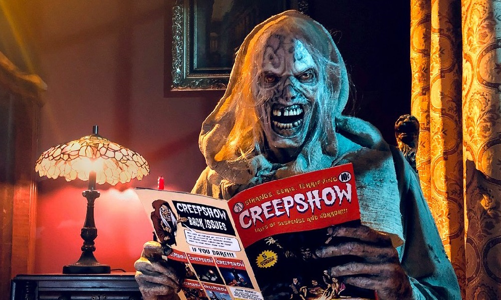 "Shudder Treating Horror Fans to ""A Creepshow Holiday Special"" This Christmas"