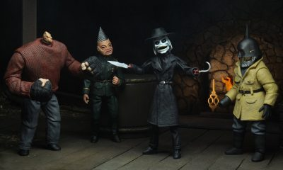 NECA Just Announced New 'Puppet Master' Cult Series Action Figure 2-Pack Sets