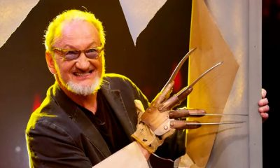 "Robert Englund Joins the Cast of ""Stranger Things 4"""