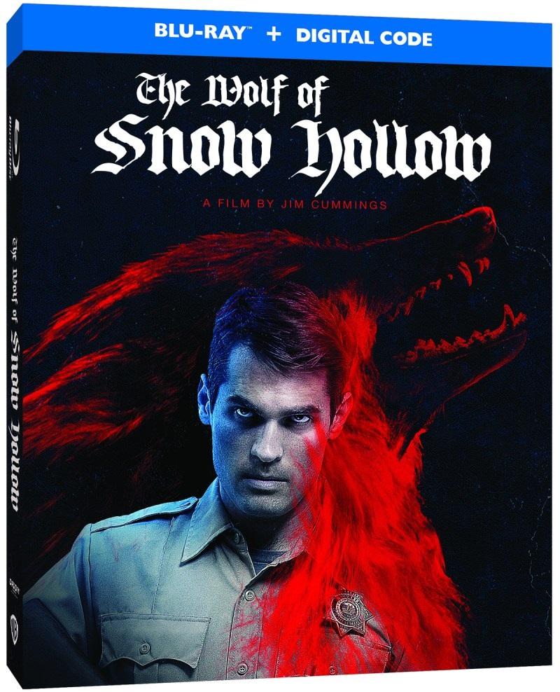 The Wolf of Snow Hollow US Blu-Ray