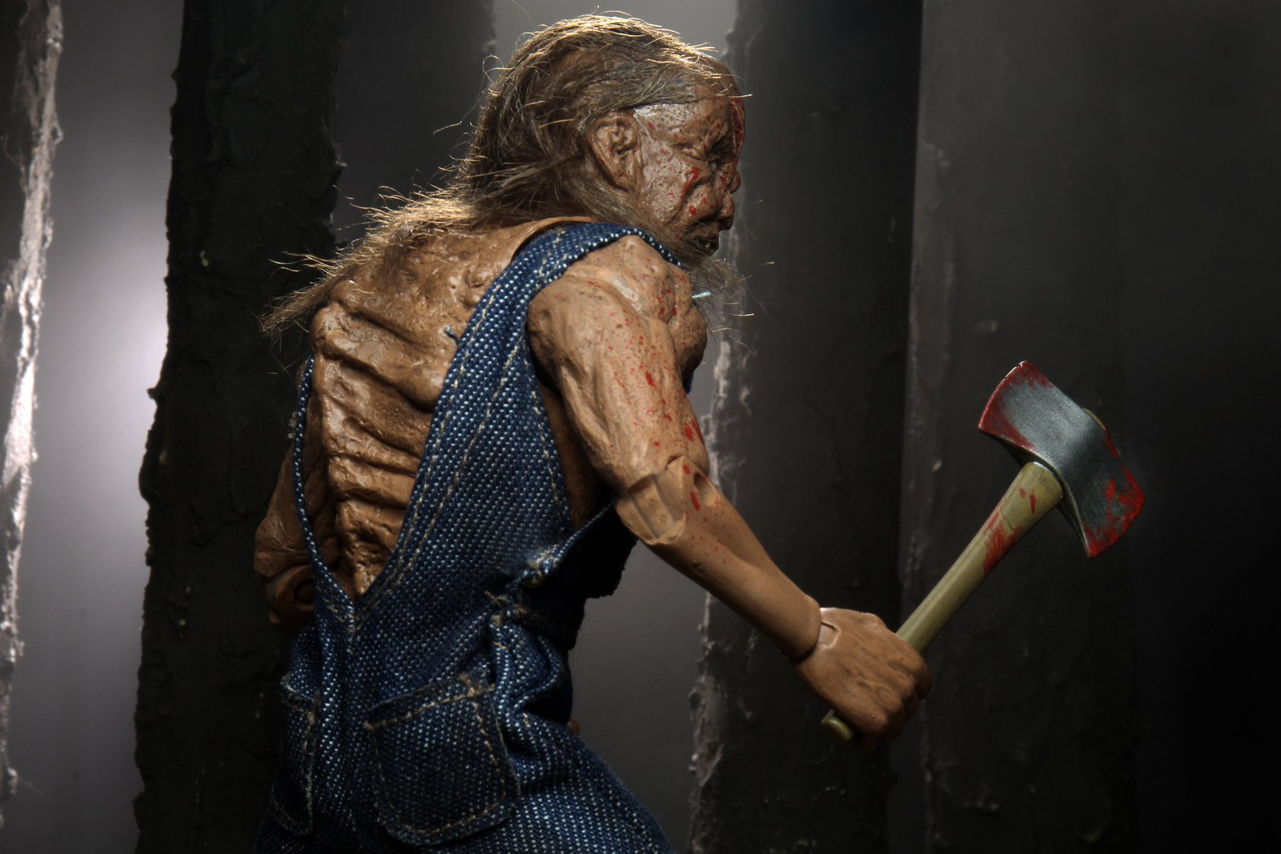Victor Crowley NECA Figure 3