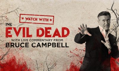 Bruce Campbell to Host 'The Evil Dead' Virtua Watch Party With Live Commentary from the Star Himself