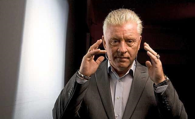 Derek Acorah Spirit Medium
