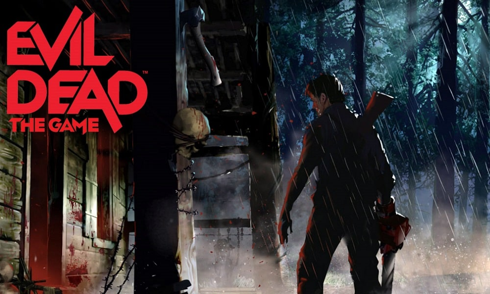 'Evil Dead: The Game' Announced, Bruce Campbell Returns As Ash