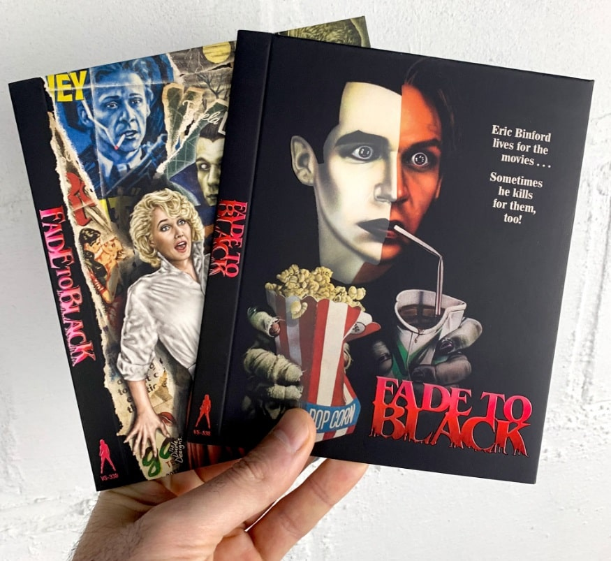Fade to Black Blu-Ray Cover 1