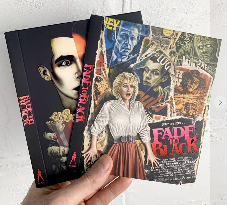 Fade to Black Blu-Ray Cover 2
