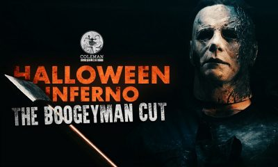 Fan Film 'Halloween Inferno: The Boogeyman Cut' Slashes Its Way onto Blu-Ray from ColemanFilms