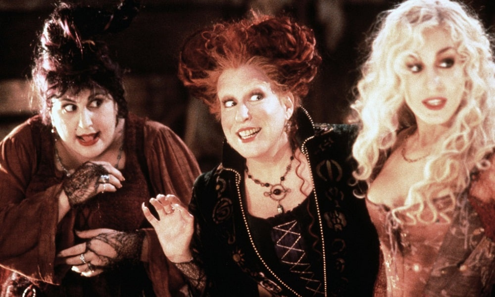 Confirmed: 'Hocus Pocus 2' Headed to Streaming Service Disney+