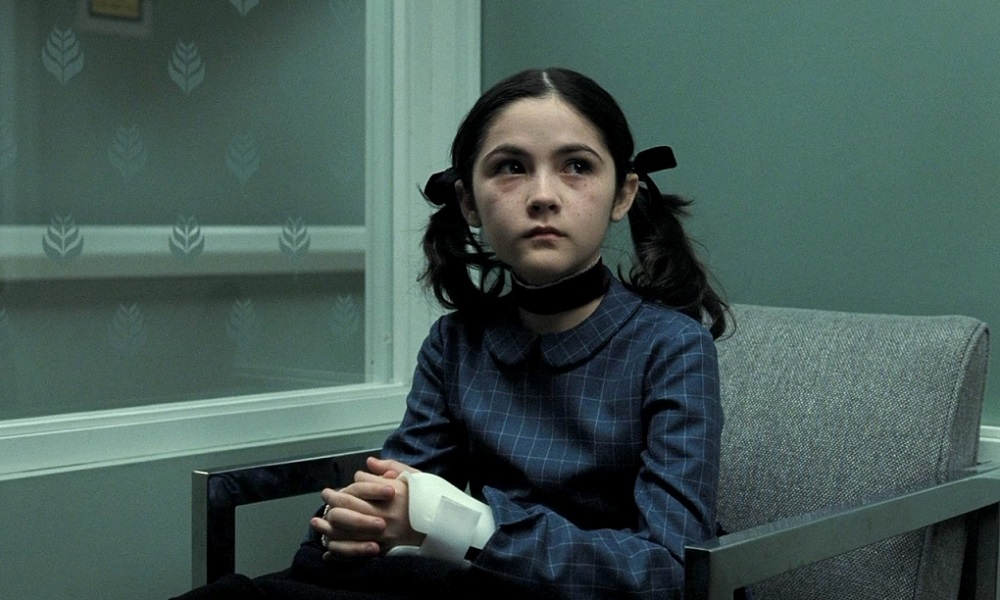 'Orphan: First Kill': Isabelle Fuhrman Returns as Esther in Bloody Behind-the-Scenes Image