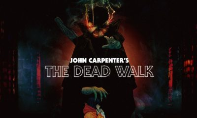"John Carpenter Unleashes Epic New Track ""The Dead Walk"" from Next Year's 'Lost Themes III' Album"