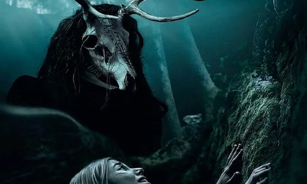 New 'Wrong Turn' Poster Showcases Deer Skull, One of the Foundation's Killers