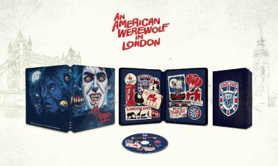 Zavvi Exclusive: 'An American Werewolf in London' Getting Limited Steelbook Blu-Ray Release