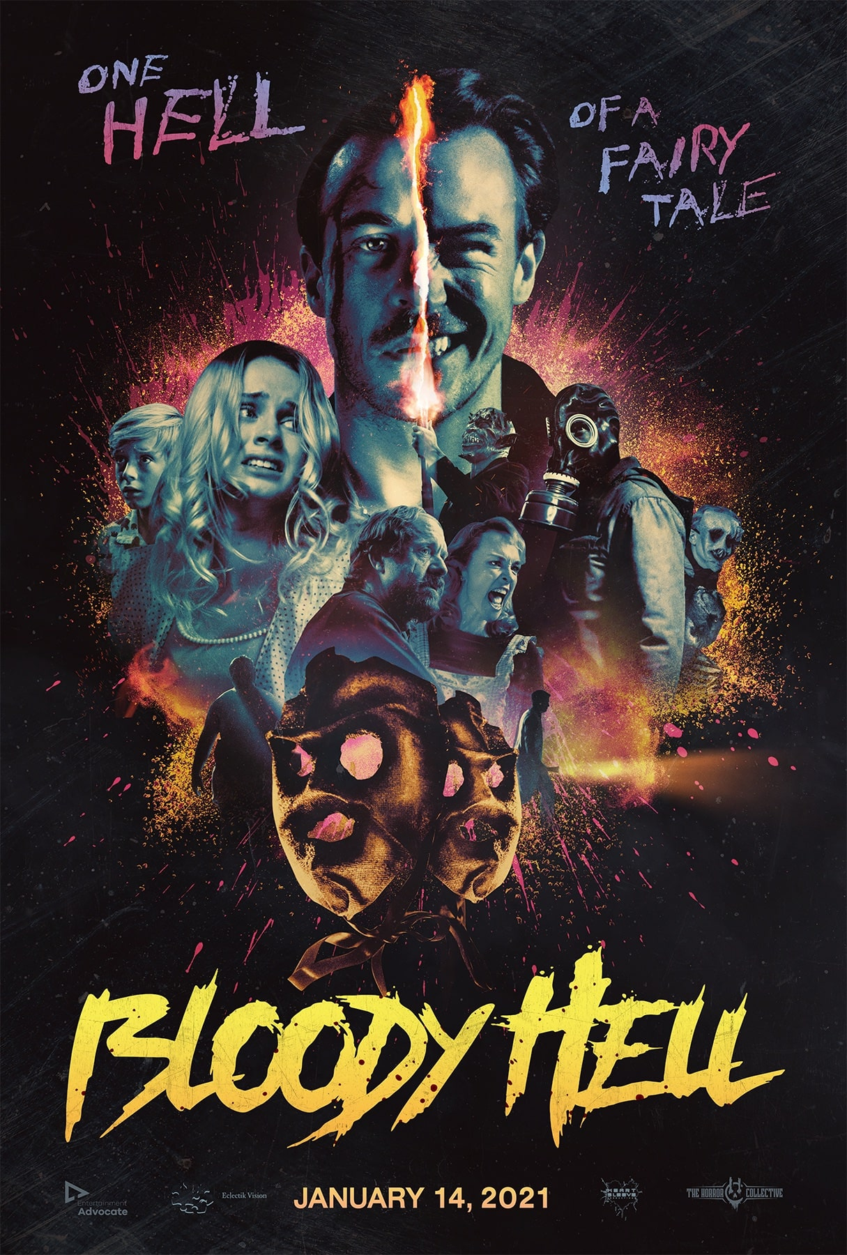 Bloody Hell Poster Release Date