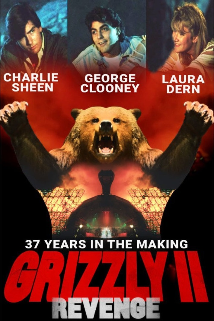 Grizzly II The Revenge Poster
