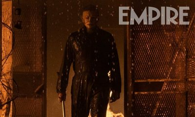 Michael Myers Prepares to Kill in New Exclusive 'Halloween Kills' Image