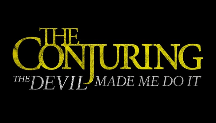 The Conjuring The Devil Made Do It Logo