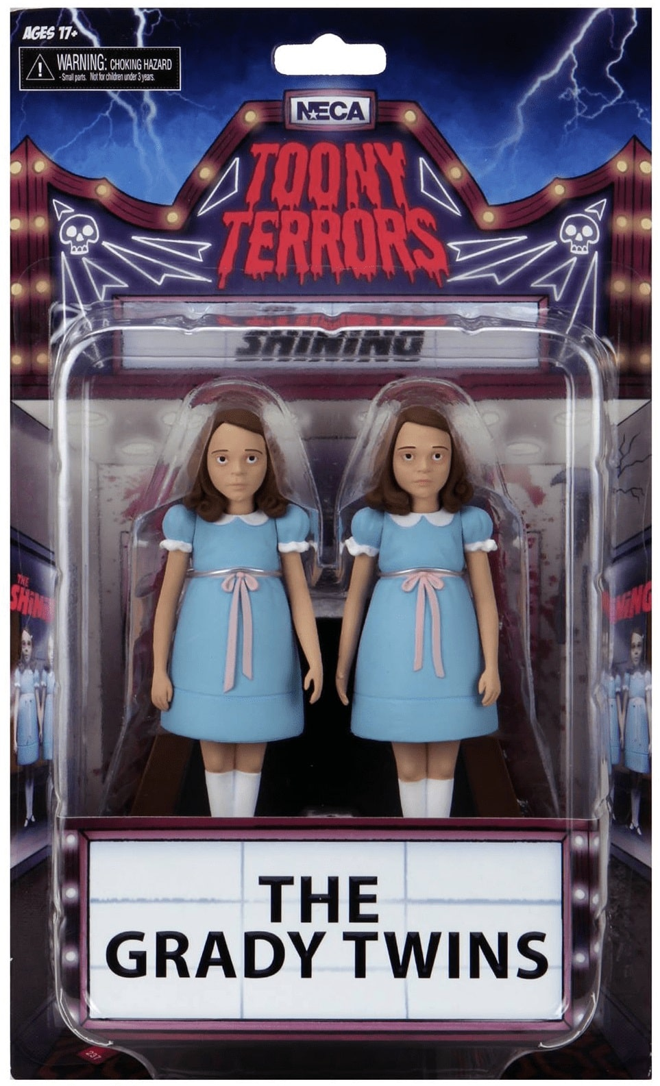 The Grady Twins The Shining Neca Figures
