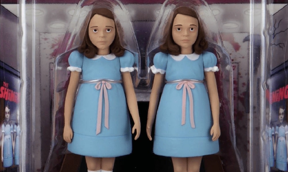 "The Grady Twins from 'The Shining' Joining NECA's ""Toony Terrors"" Line This February"