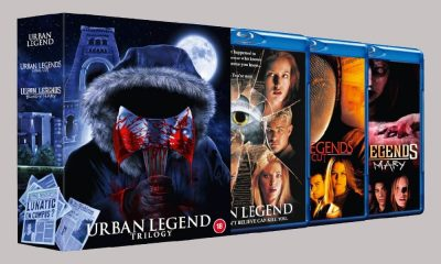 'Urban Legend' Trilogy Getting Deluxe Limited Edition Blu-Ray in the UK from 88 Films
