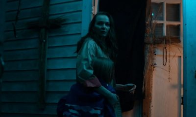 Eerie New Images Released for 'Halloween' star Andi Matichak's Horror-Thriller 'Son'