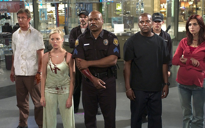 Dawn of the Dead 2004 Cast
