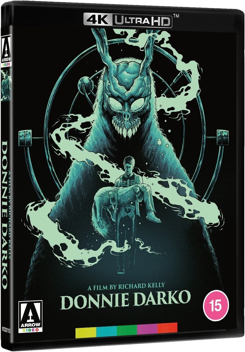 Donnie Darko Cover Arrow Video Limited Edition Blu-Ray