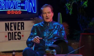 Gathering of the Mutants: Joe Bob Briggs' Drive-In Jamboree Will Be a 3-Day Live Show