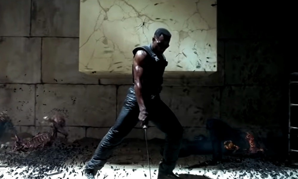 'Blade': Wesley Snips Will Consider a Cameo in New Reboot Under the Right Circumstances