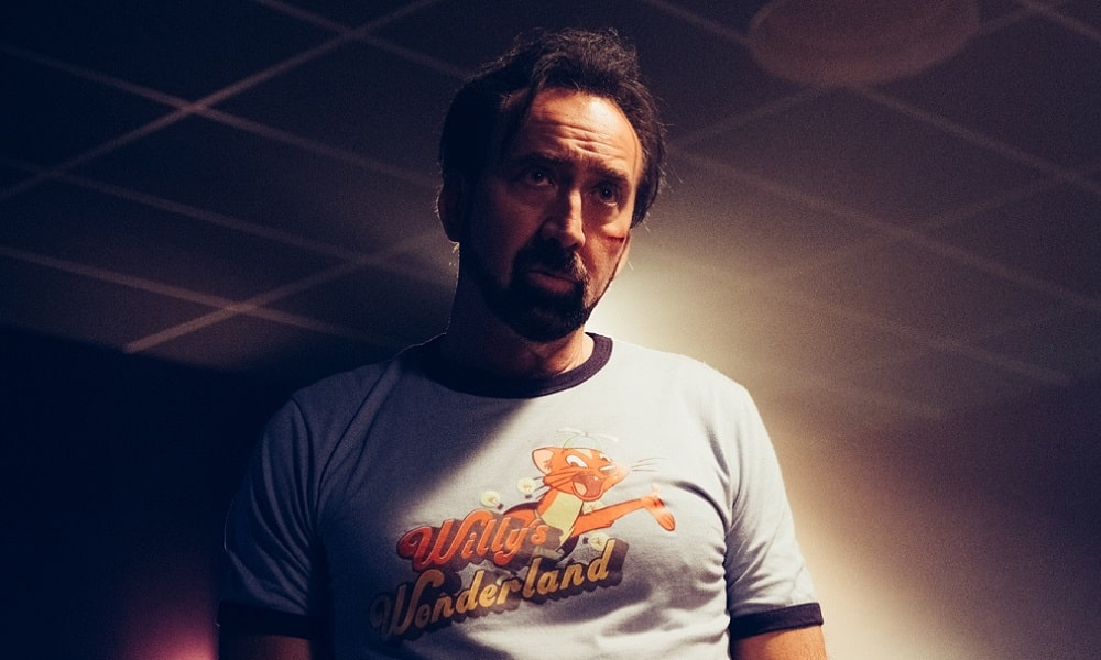 Review: 'Willy's Wonderland' (2021) - Nicolas Cage Beats the Shit Outta Chuck E. Cheese