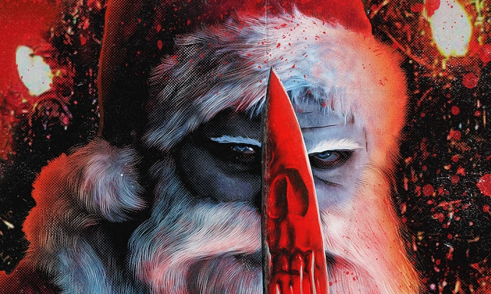 Review: '13 Slays Till X-Mas' Features Enough Blood to Fill Even the Biggest Christmas Stocking
