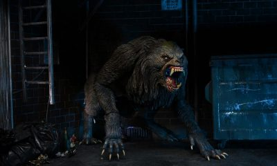 NECA to Unleash Epic 'An American Werewolf In London' 7″ Scale Figure!