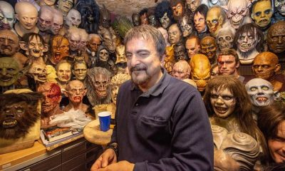 Wishing Special Effects Makeup Legend Tom Savini a Speedy Recovery
