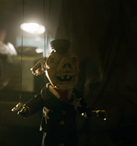 Trailer: 'Spiral: From the Book of Saw' Introduces Eerie New Pig Puppet and Nasty Traps!