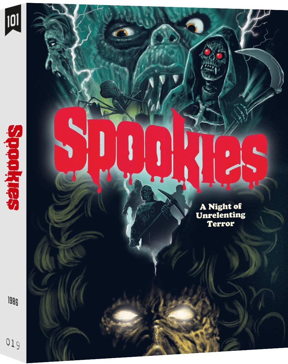 Spookies Front Cover