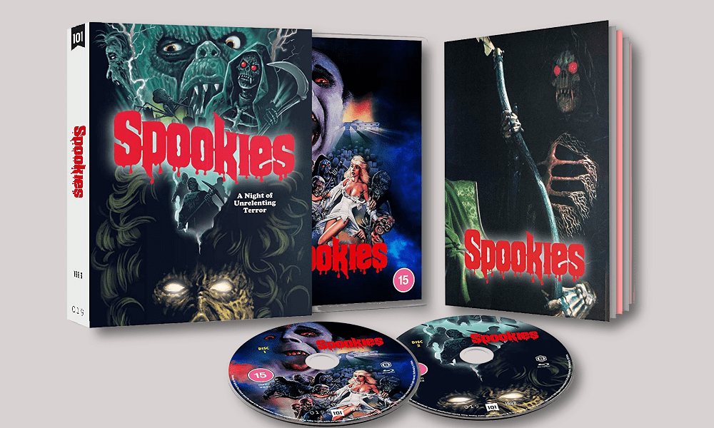 'Spookies' Getting Limited Edition Blu-Ray Release for the First Time in the UK from 101 Films