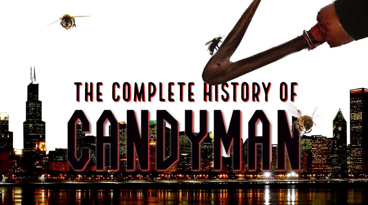 The Complete History of Candyman Banner