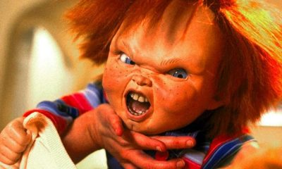 "Chucky Gets Rebuilt in New Teaser Video for Don Mancini's ""Chucky"" TV Series!"